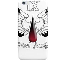 Blood Angels 8 iPhone Case/Skin