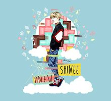 SHINee Onew by haneulhome