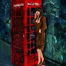 THE PHONE BOX ! by Ray Jackson