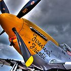 Ferocious Frankie - Flightline Duxford - 2014 - HDR by Colin J Williams Photography