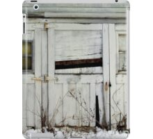 Broken Barn Doors iPad Case/Skin
