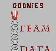 The Goonies - team Data by Mellark90