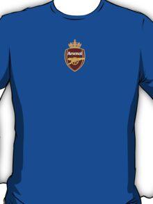 Arsenal F.C Logo Crest T-Shirt