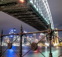 Sydney Harbor Bridge Sticker