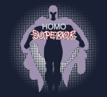 Homo SUPERIOR - Magneto by cattocc