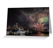 Happy 4th of July! Greeting Card