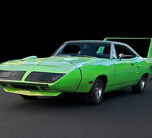 1970 Plymouth Road Runner Superbird 1 by DaveKoontz