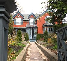 Lovely Old Home Toronto by Sheri Oz