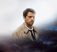 Castiel Angel Of The Lord by Ellie Cowell