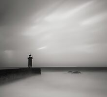 The Lighthouse by António Jorge Nunes