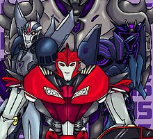 Decepticons, Rise Up! by thegamingmuse