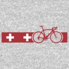Bike Stripes Switzerland by sher00