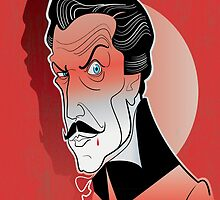 Vincent Price by groovyart