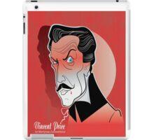 Vincent Price iPad Case/Skin