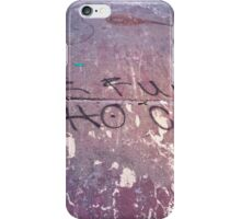 Have fun who cares iPhone Case/Skin