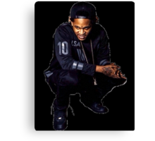 Fredo In The Cut Canvas Print