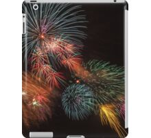 Happy Technicolor 4th iPad Case/Skin