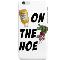DJ MUSTARD iPhone Case/Skin