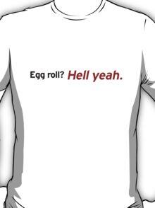 Teen Wolf - Egg Roll T-Shirt