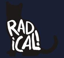 Radical Cat Kids Clothes