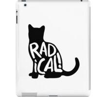 Radical Cat iPad Case/Skin