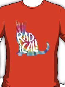 Radical Cat Tie Dye T-Shirt