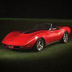 1973 Corvette Convertible by Andrew Felton