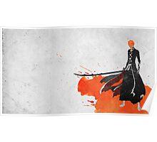Ichigo Kurosaki - Bleach Poster