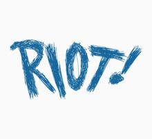 RIOT! Light Blue by ButterCake