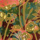 """Byron Bay Tropicana by Belinda """"BillyLee"""" NYE (Printmaker)"""