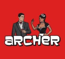 "Archer - Lana ""Sullen wench"" by frubly"