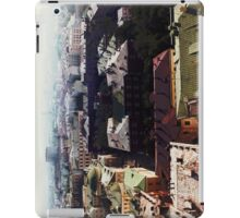 forbidden view over Moscow iPad Case/Skin