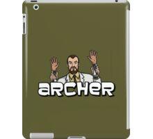 """Archer - Krieger """"Jazz Hands"""" iPad Case/Skin"""