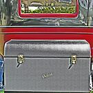 1929 Packard Luggage Trunk by Marilyn Harris