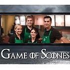 Game of Scones by SESSHP