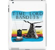 Time Lord Bandits iPad Case/Skin