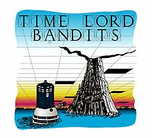 Time Lord Bandits by pixhunter