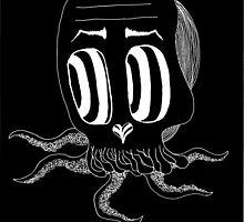 Octo-Skull by Joe Futak
