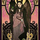Maleficent by kickingshoes