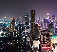 Night in Bangkok by Anastasia E