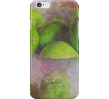 God Made Little Green Apples iPhone Case/Skin