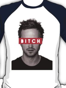 Jesse Pinkman - Bitch. T-Shirt
