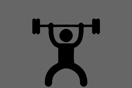 icon bodybuilder by Vana Shipton