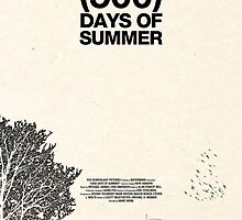 (500) Days of Summer by Martin Lucas
