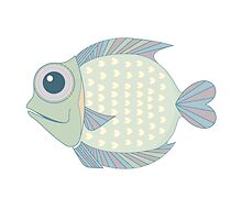 Cool Fish by Jean Gregory  Evans