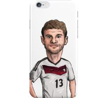 Thomas Muller iPhone Case/Skin