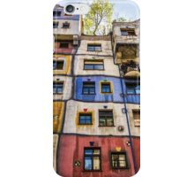 Hundertwasser iPhone Case/Skin