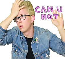 Tyler Oakley- can u not by teamotp