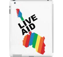 Live Aid Concet 1985 iPad Case/Skin