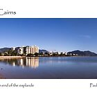 Esplanade - Cairns by Paul Gilbert